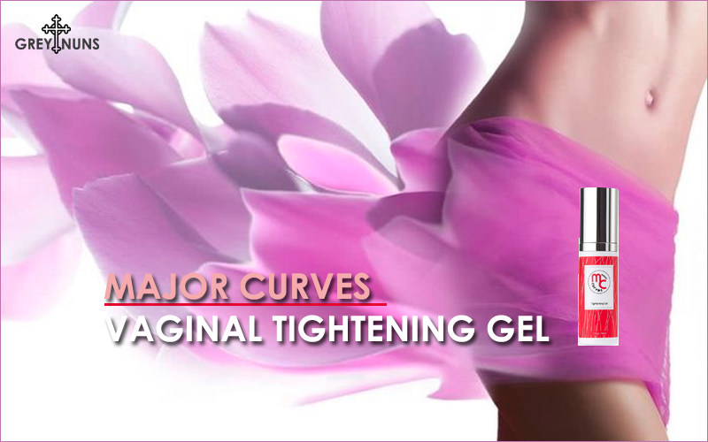 Major Curves Vaginal Tightening Gel