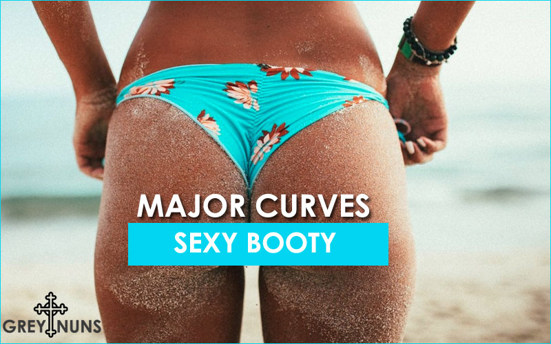 Achieve sexy booty by Major Curves Butt Enhancement products