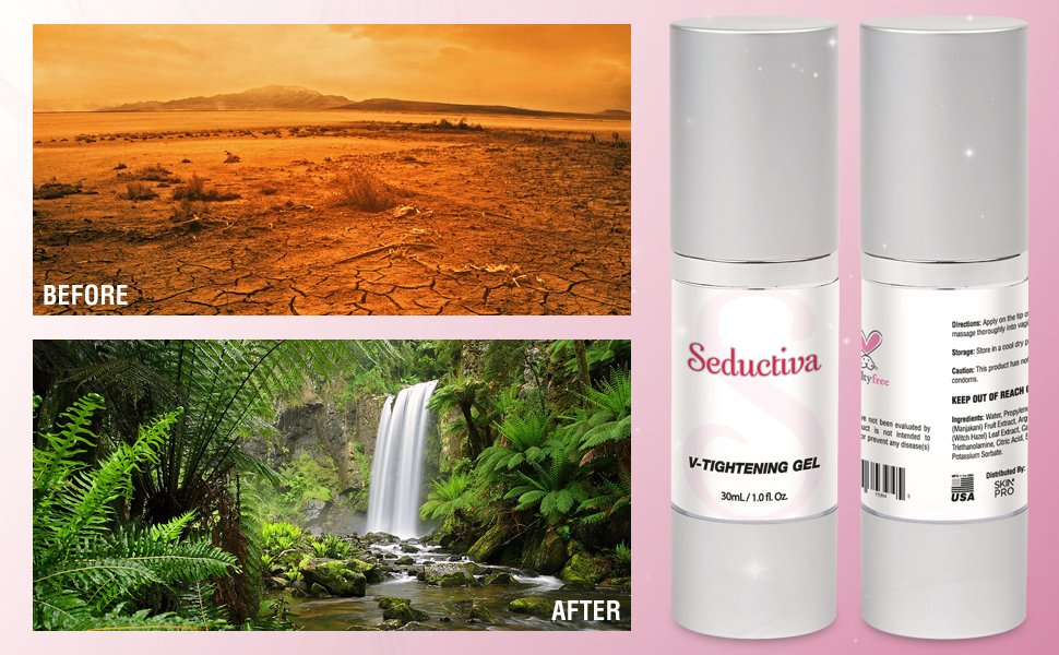 Seductiva before and after results