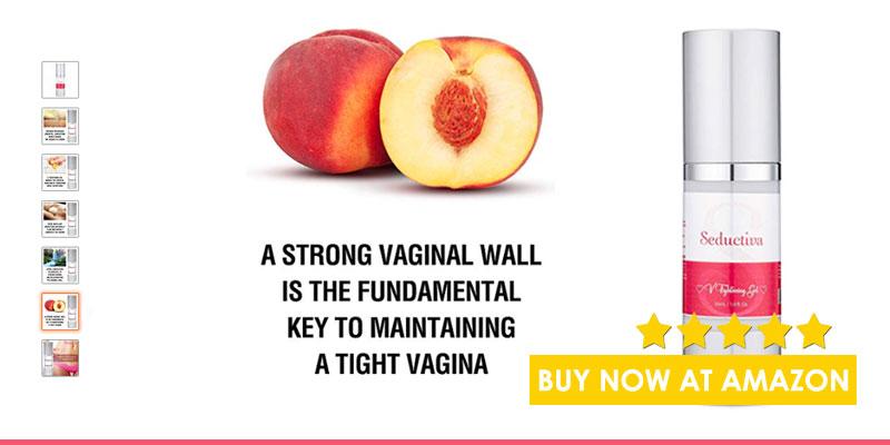 Seductiva vaginal tightening gel ingredients