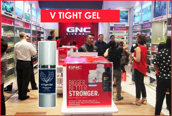 V Tight Gel GNC Review