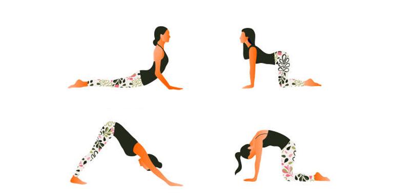 Kegel Exercises Illustration